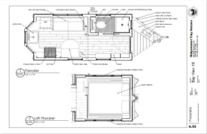 Bay View 16 Study Floorplan