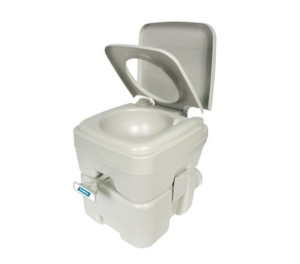 Camco 41541 Portable Toilet - 5.3 gallon