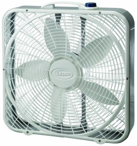 Lasko 20 inch 3 Speed Box Fan