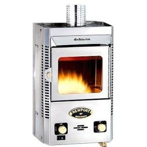 Dickinson Newport Propane Direct Vent Heater