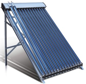 15 Tube Duda Solar Water Heater Collector 37° Frame Evacuated Vacuum Tubes SRCC Certified Hot